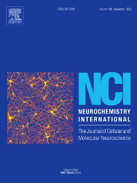 Cover image for Neurochemistry International