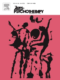 Cover image for The Arts in Psychotherapy