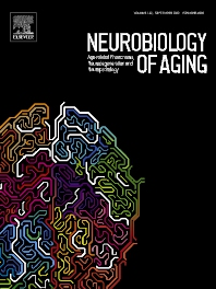 Cover image for Neurobiology of Aging