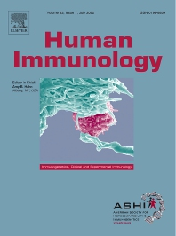 Cover image for Human Immunology