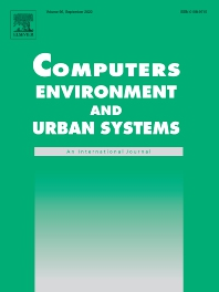 Cover image for Computers, Environment and Urban Systems