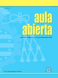 Cover image for Aula Abierta