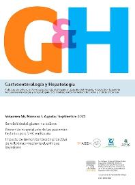 Cover image for Gastroenterología y Hepatología