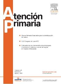 Cover image for Atención Primaria