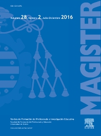 Cover image for Magister