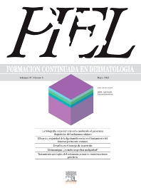 Cover image for Piel