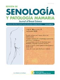 Revista de Senología y Patología Mamaria - ISSN 0214-1582