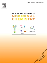 Cover image for European Journal of Medicinal Chemistry
