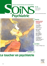 Cover image for Soins: Psychiatrie