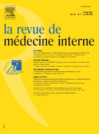 Cover image for La Revue de Médecine Interne