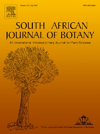 South African Journal of Botany - ISSN 0254-6299