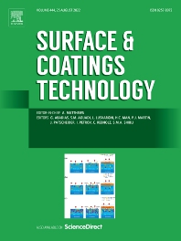 Surface and Coatings Technology - ISSN 0257-8972