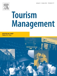Cover image for Tourism Management