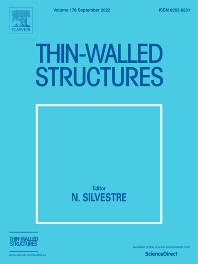Cover image for Thin-Walled Structures