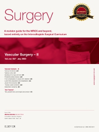 Cover image for Surgery (Oxford)