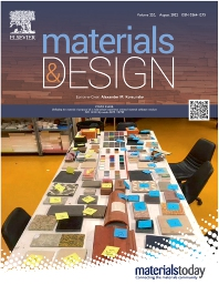Cover image for Materials & Design