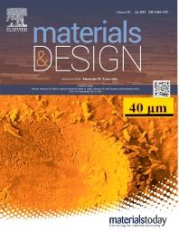Materials & Design - ISSN 0264-1275