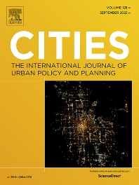 Cover image for Cities