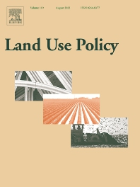Cover image for Land Use Policy