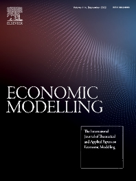 Cover image for Economic Modelling