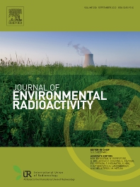 Journal of Environmental Radioactivity - ISSN 0265-931X