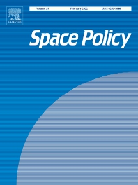 Cover image for Space Policy