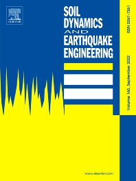 Cover image for Soil Dynamics and Earthquake Engineering