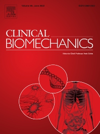 Clinical Biomechanics - ISSN 0268-0033