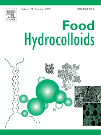 Cover image for Food Hydrocolloids
