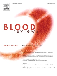 Cover image for Blood Reviews