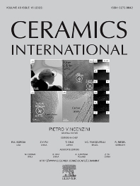 Ceramics International - ISSN 0272-8842