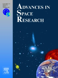 cover of Advances in Space Research