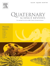 Cover image for Quaternary Science Reviews