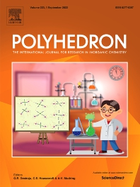 Cover image for Polyhedron
