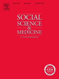 Social Science & Medicine - ISSN 0277-9536