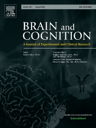 Brain and Cognition - ISSN 0278-2626