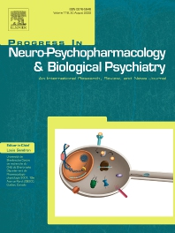 Cover image for Progress in Neuro-Psychopharmacology & Biological Psychiatry