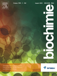 Cover image for Biochimie