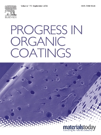 Cover image for Progress in Organic Coatings