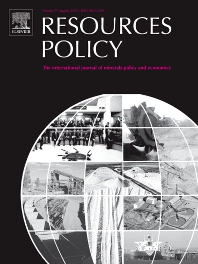 Resources Policy - ISSN 0301-4207