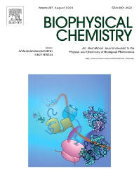 Cover image for Biophysical Chemistry