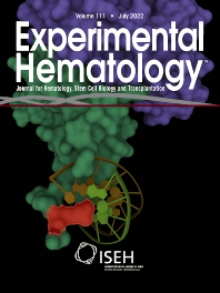 Cover image for Experimental Hematology