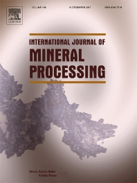 Cover image for International Journal of Mineral Processing