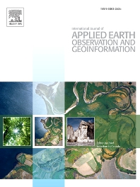 Cover image for International Journal of Applied Earth Observation and Geoinformation