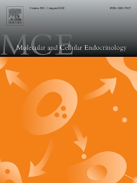 Cover image for Molecular and Cellular Endocrinology