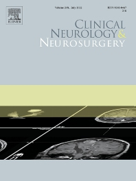Cover image for Clinical Neurology and Neurosurgery