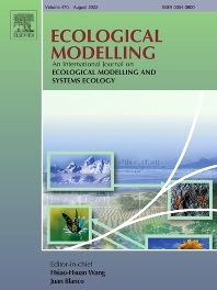 Cover image for Ecological Modelling