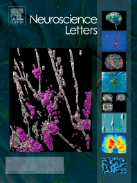 Cover image for Neuroscience Letters