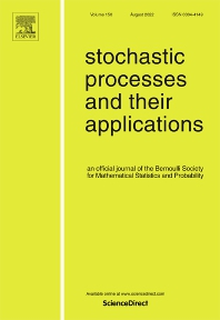 Stochastic Processes and their Applications - ISSN 0304-4149
