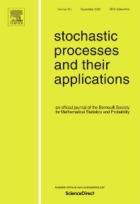 Cover image for Stochastic Processes and their Applications